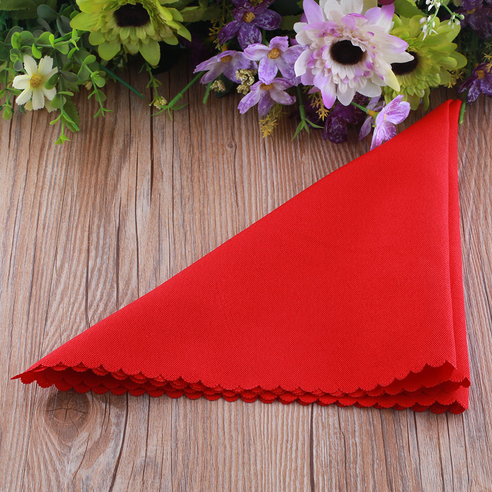 Luxury Christmas Kitchen Towels: Luxury Table Linen Dinner Napkins Party Christmas Linens
