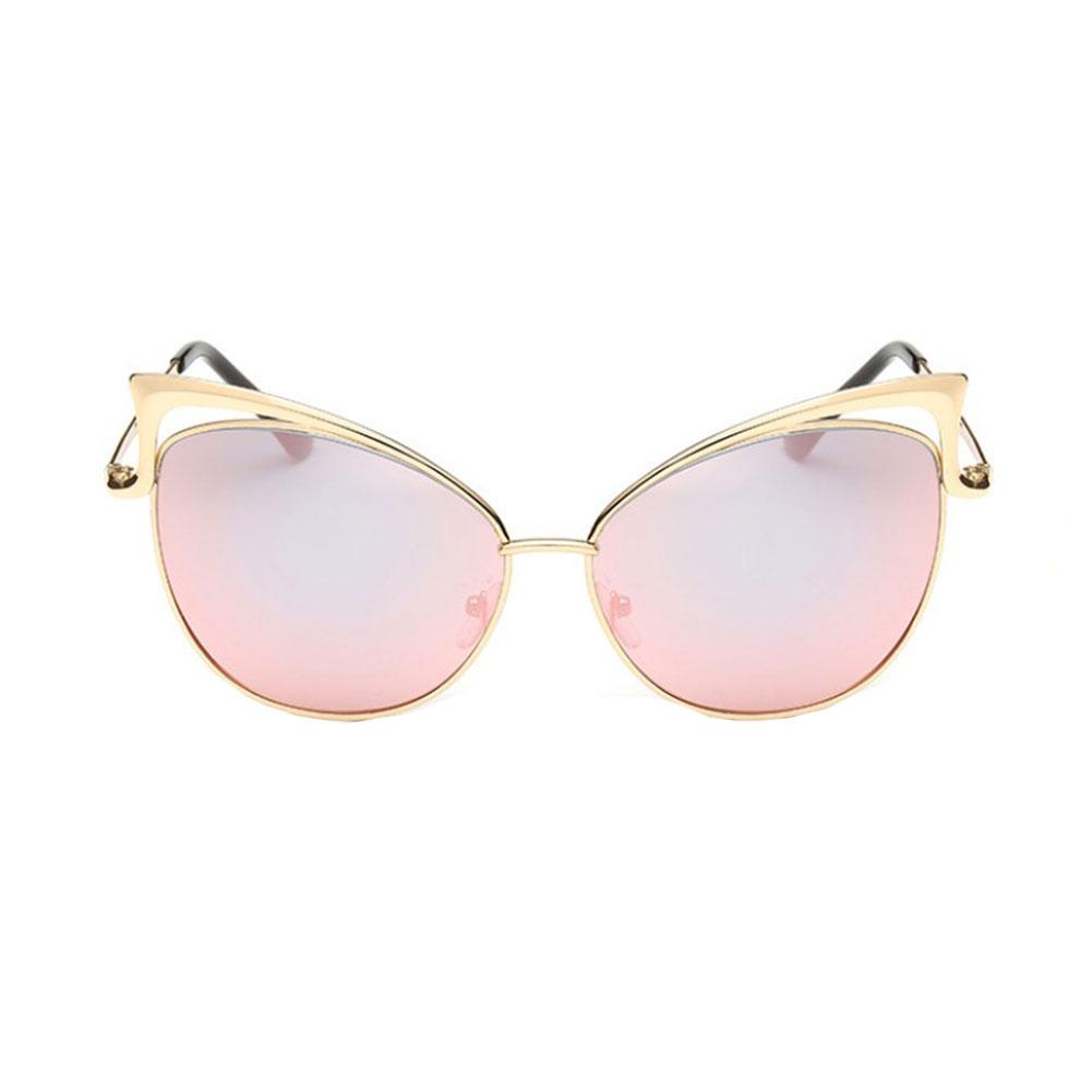 Women's Cat Eye Sunglasses Designer Sun glasses Travel Eyewear Vintage