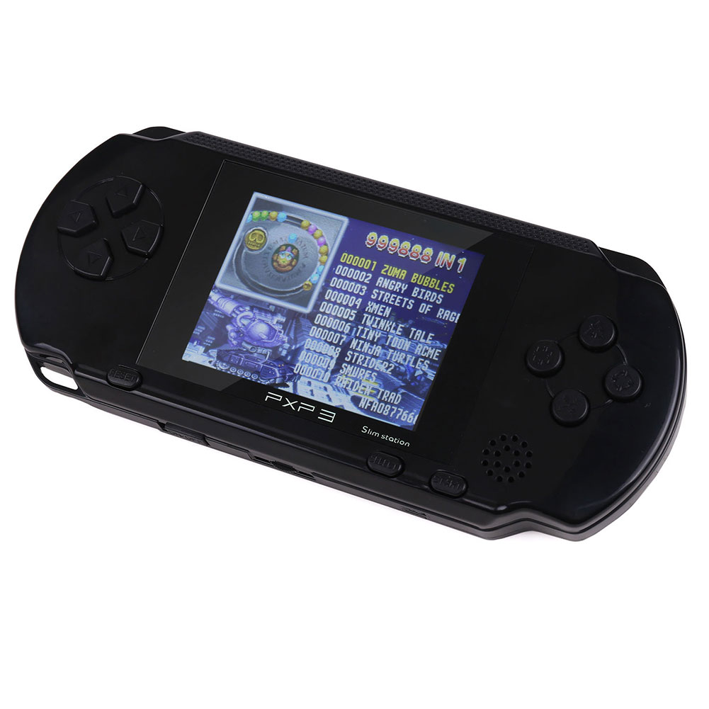 Color zuma game - Type Pxp3 16bt Handheld Game Console Color Black Screen Lcd 2 7 Inch Color Screen Battery 3 7v 700mah 2 59wh Lithium Battery