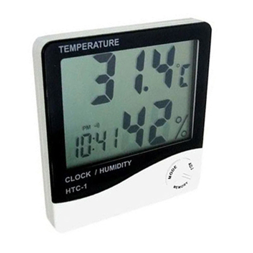 New White Room Desk Wall Hanging Digital Temperature