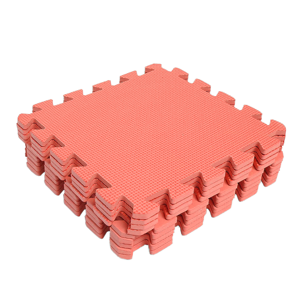 9x Interlocking Floor Mats Exercise Yoga Eva Foam Tile Gym