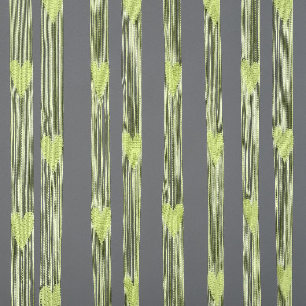 Heart-Line-Tassel-Curtain-Sheer-Window-Corridor-Home-Decoration-Vestibule