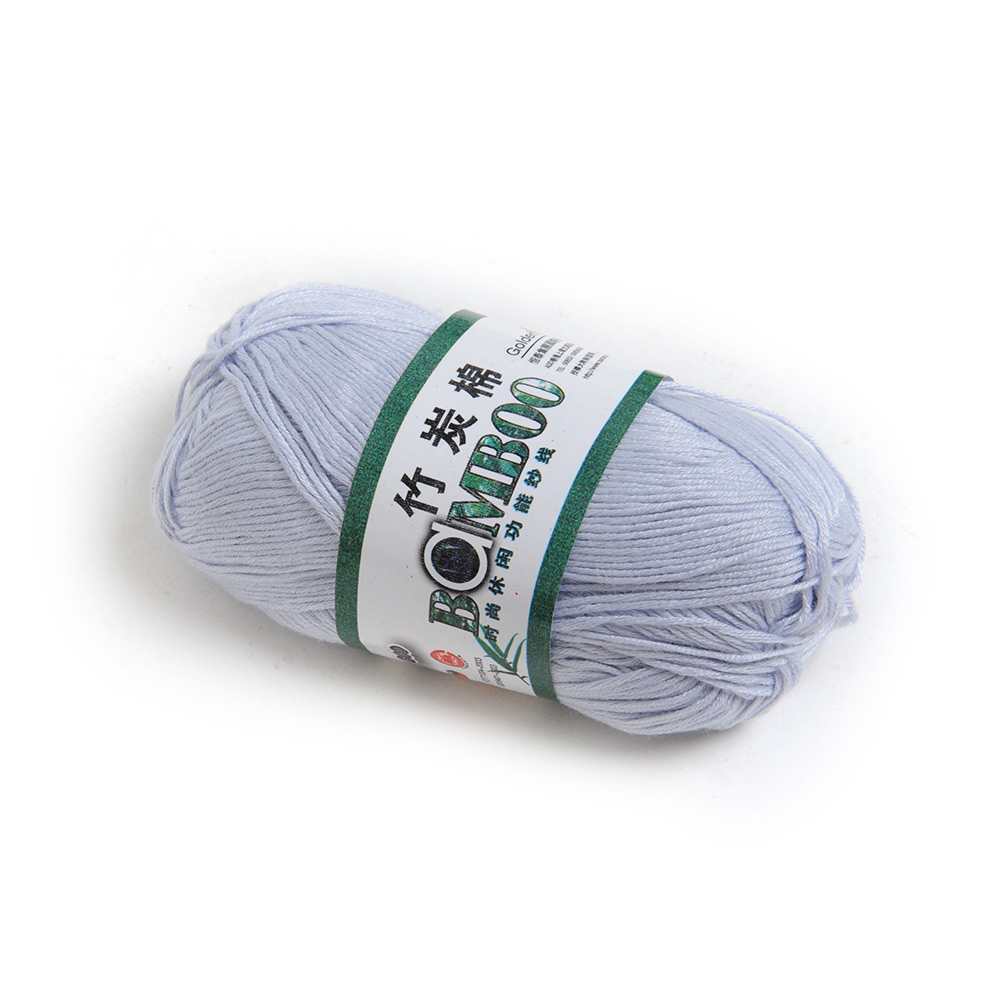 Bamboo-Cotton-Yarn-Knitting-Yarn-Natural-Smooth-20-Colors-Soft-Baby-Yarn