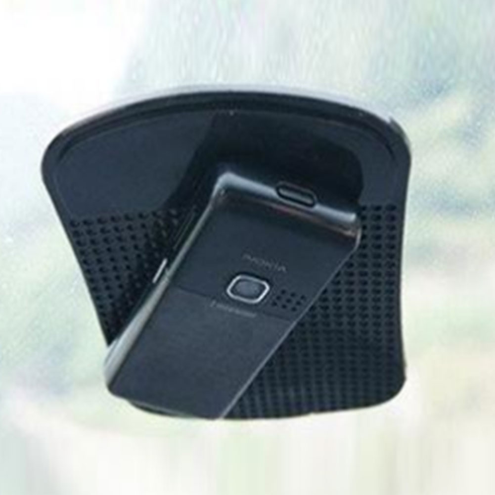 Car sticky pad dashboard windshield anti slip mat holder for phone gps iphone - Notepad holder for car ...