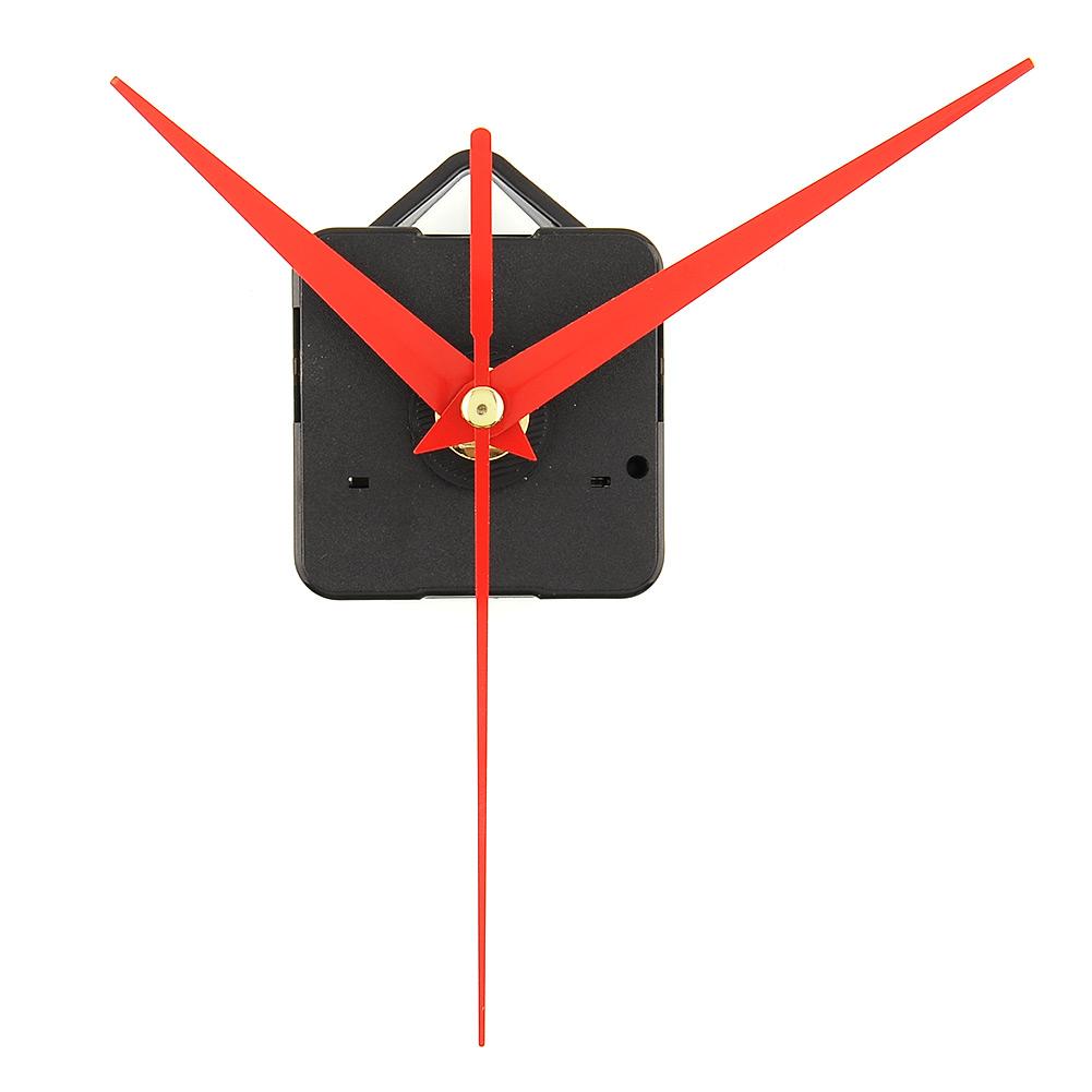 Silent Essential Quartz Clock Movement Mechanism Hand Wall Clock