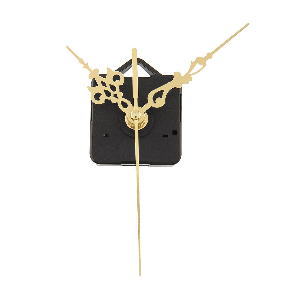 Quality Quartz Clock Movement Repair Tool Set with Hands Quiet Silence Xmas Gift
