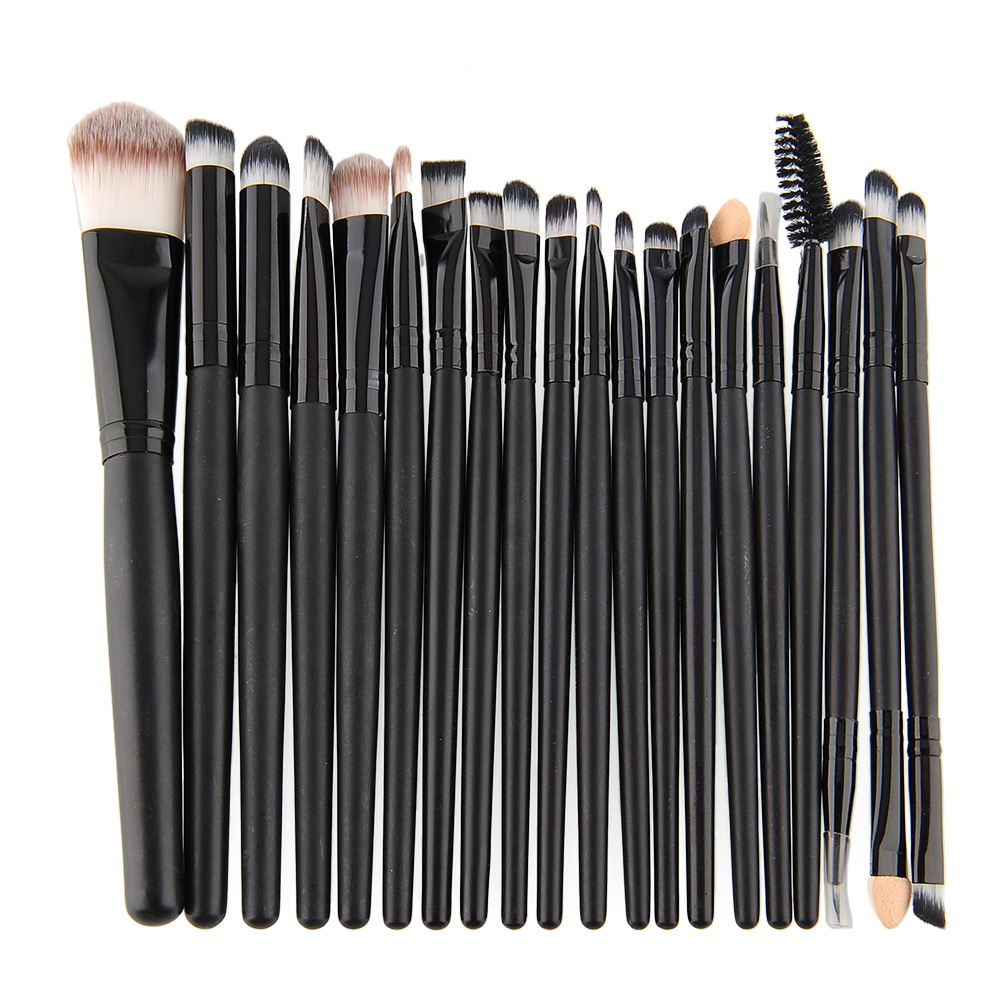 Pro-20pcs-Make-Up-Cosmetic-Eyeshadow-Eyebrow-Mascara-Eyeliner-Brushes-Set-Kit