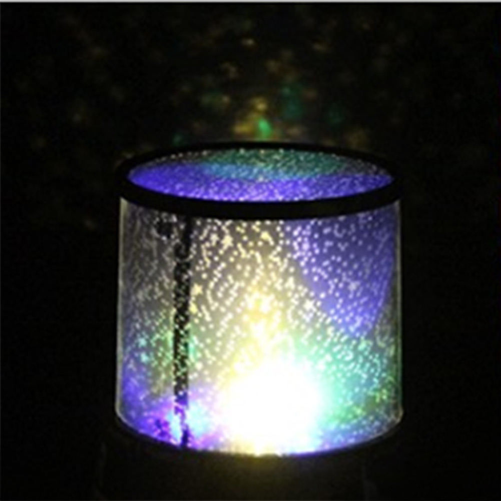 Details About Colorful Magic 4 Led Sky Star Projector Night Light L. Starry Night Sky Bedroom Lighting   Bedroom Decorating Ideas