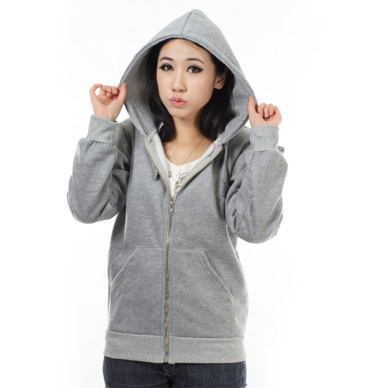 Fashion Womens Girls Angel Wings Hoodie Sweatshirt Hooded Coat Outerwear Tops