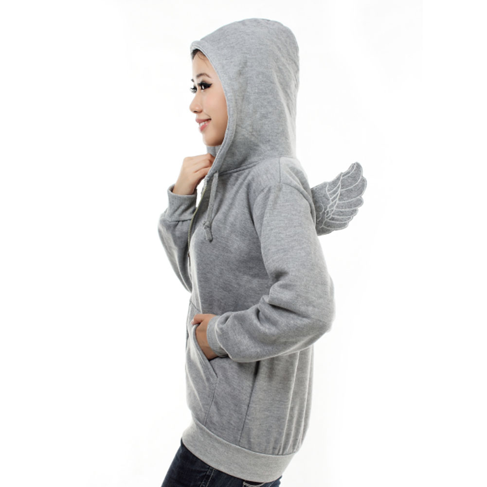 Fashion-Womens-Girls-Angel-Wings-Hoodie-Sweatshirt-Hooded-Coat-Outerwear-Tops