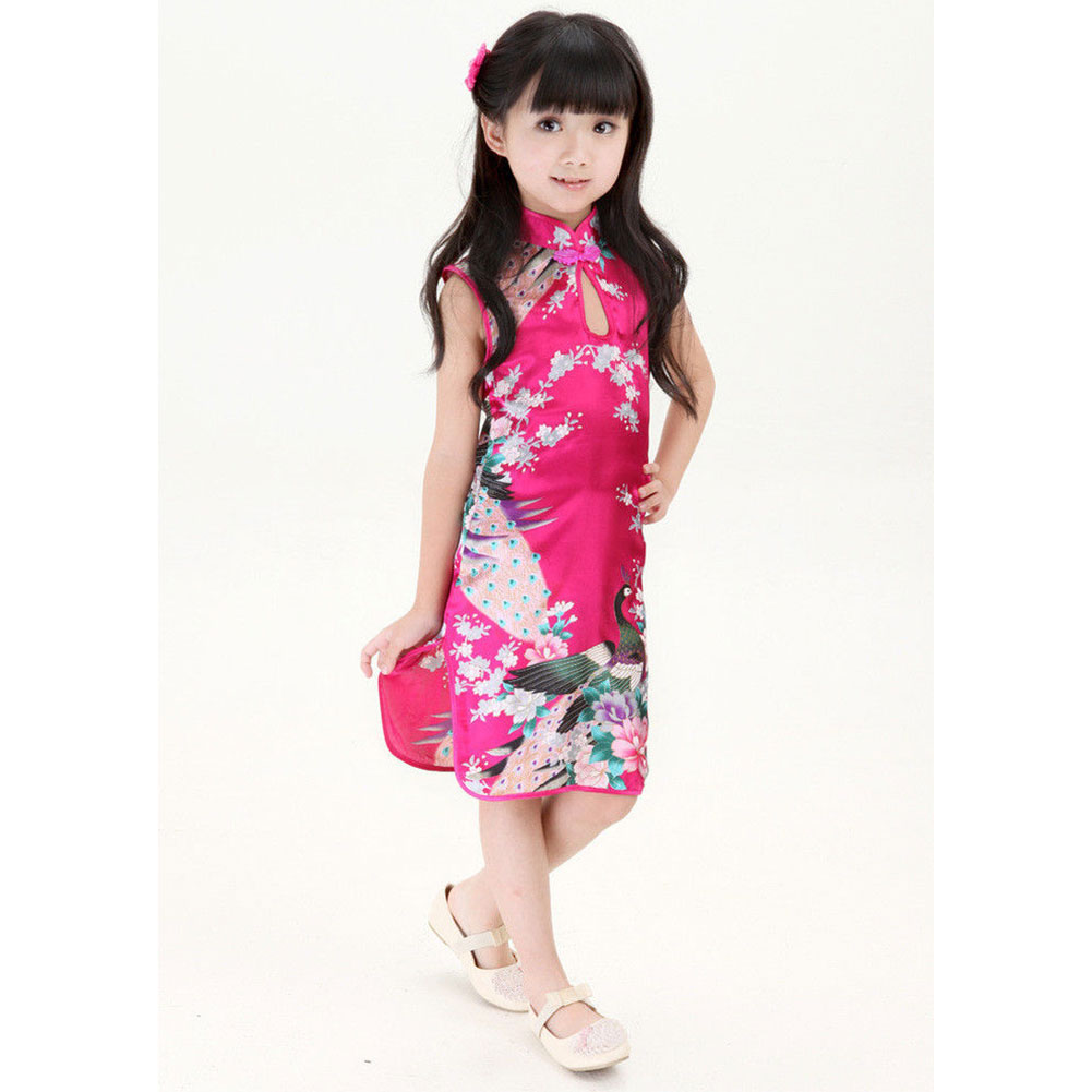 Child Chinese clothing, like the fashions found on Good Orient, are as stylish as they are unique. Sometimes, children may not appreciate the fashion that their parent finds for them, but not so with Good Orient's Chinese Clothing for Children.