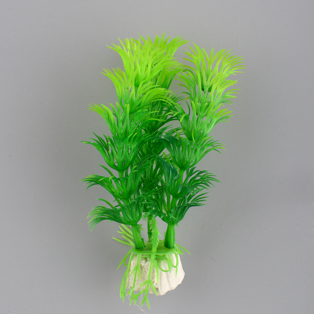Hot new lovely artificial water plants for fish tank for Aquarium plant decoration