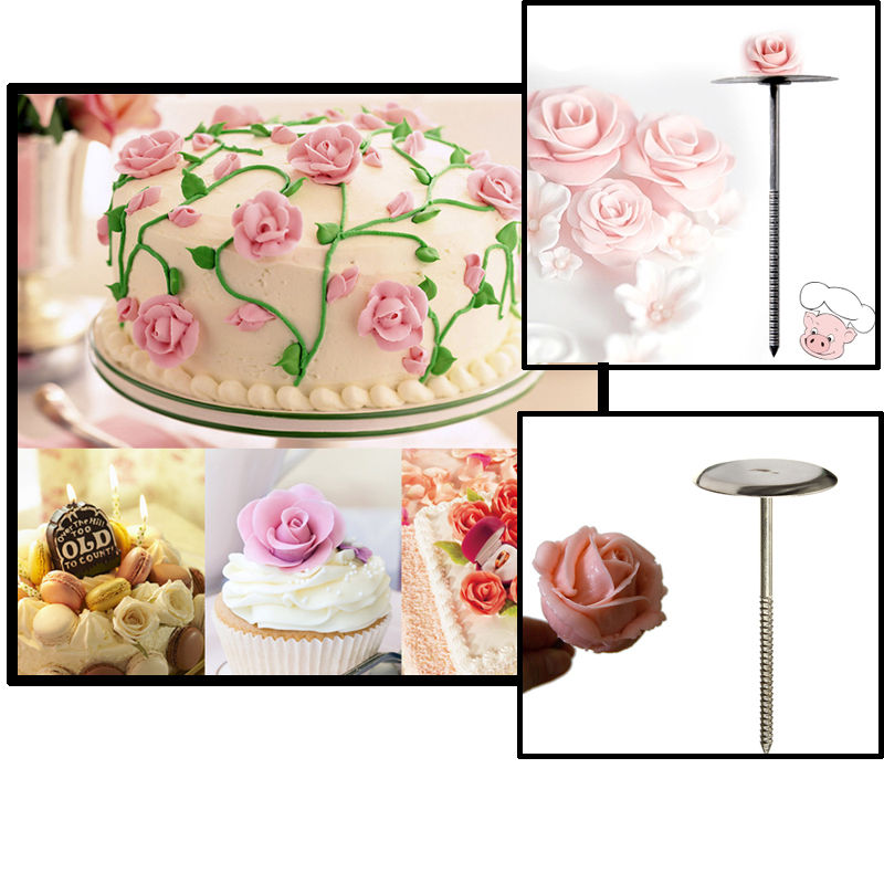 7Pcs Russian Tulip Flower Cake Icing Piping Nozzles ...