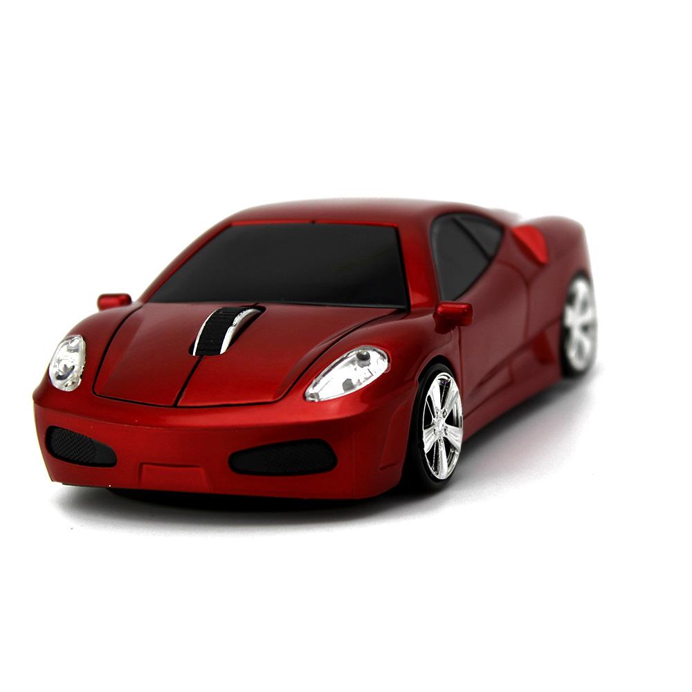 2 4ghz wireless car shape 1200dpi optical mouse receiver. Black Bedroom Furniture Sets. Home Design Ideas