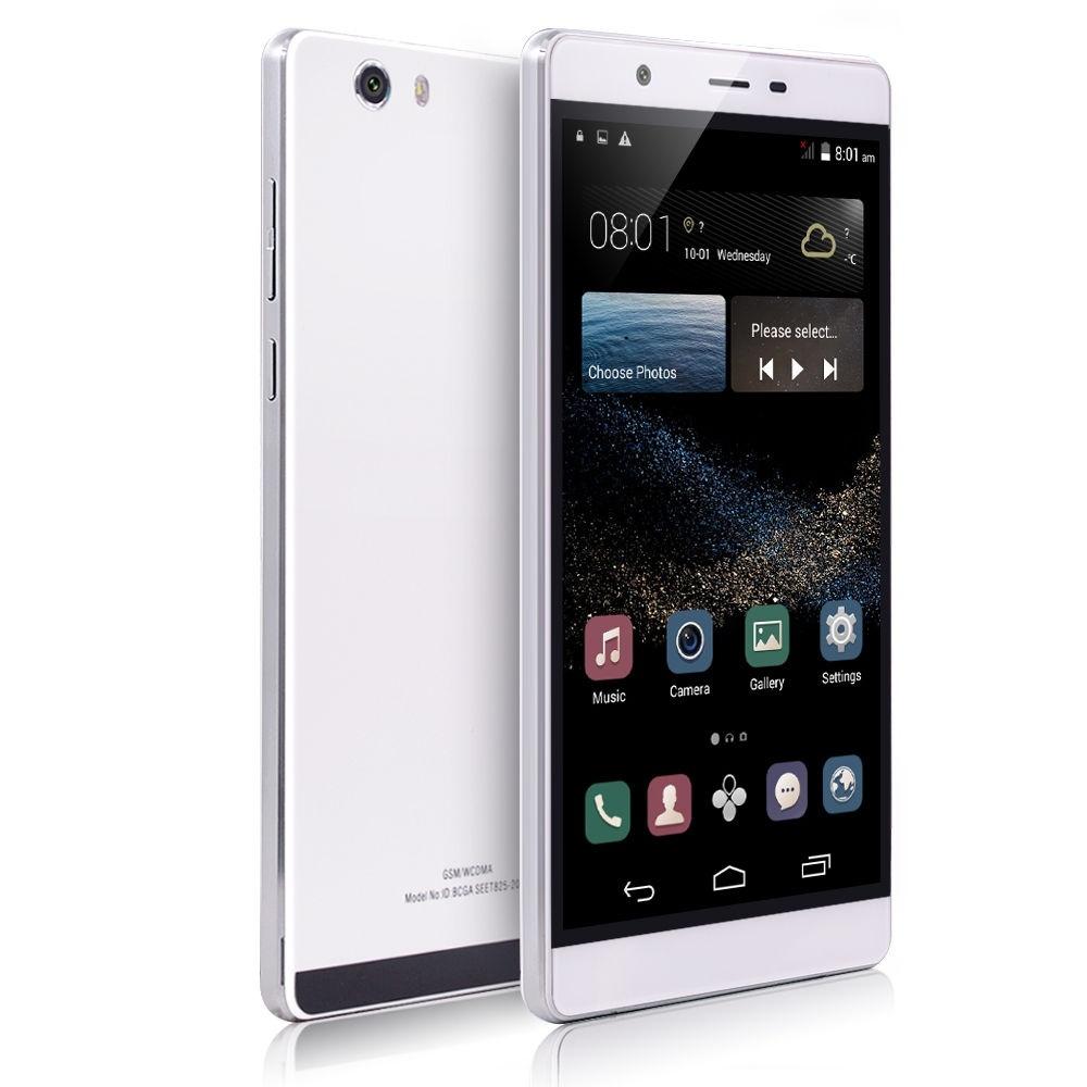 "Ultra Thin 6.0"" Inch Big Screen Smart Phone Dual SIM ..."