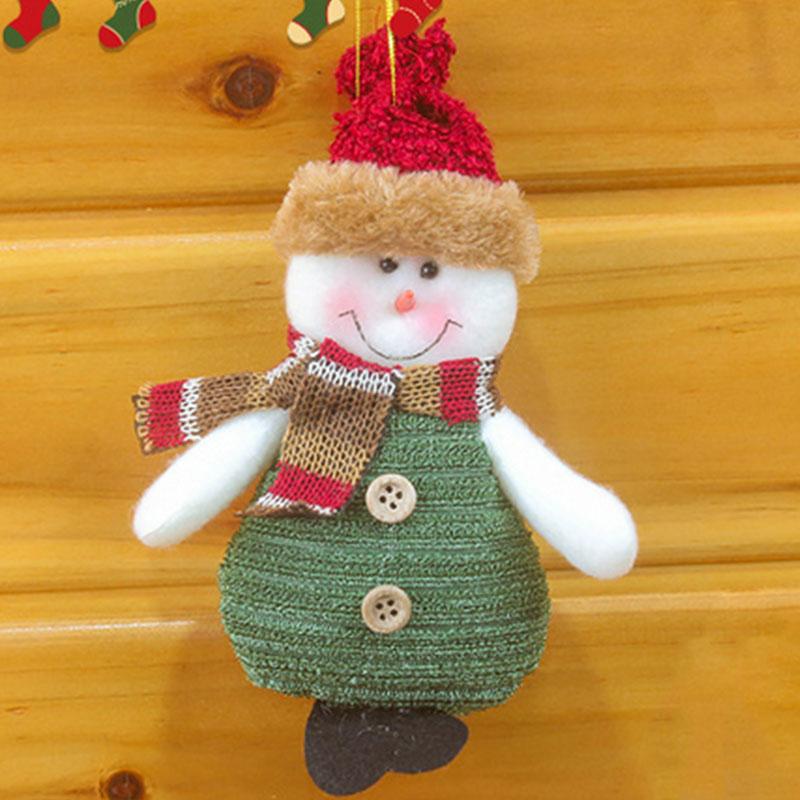 Christmas DIY Jewellery Hanging Decor Pendants Xmas Tree Holiday Home Ornament