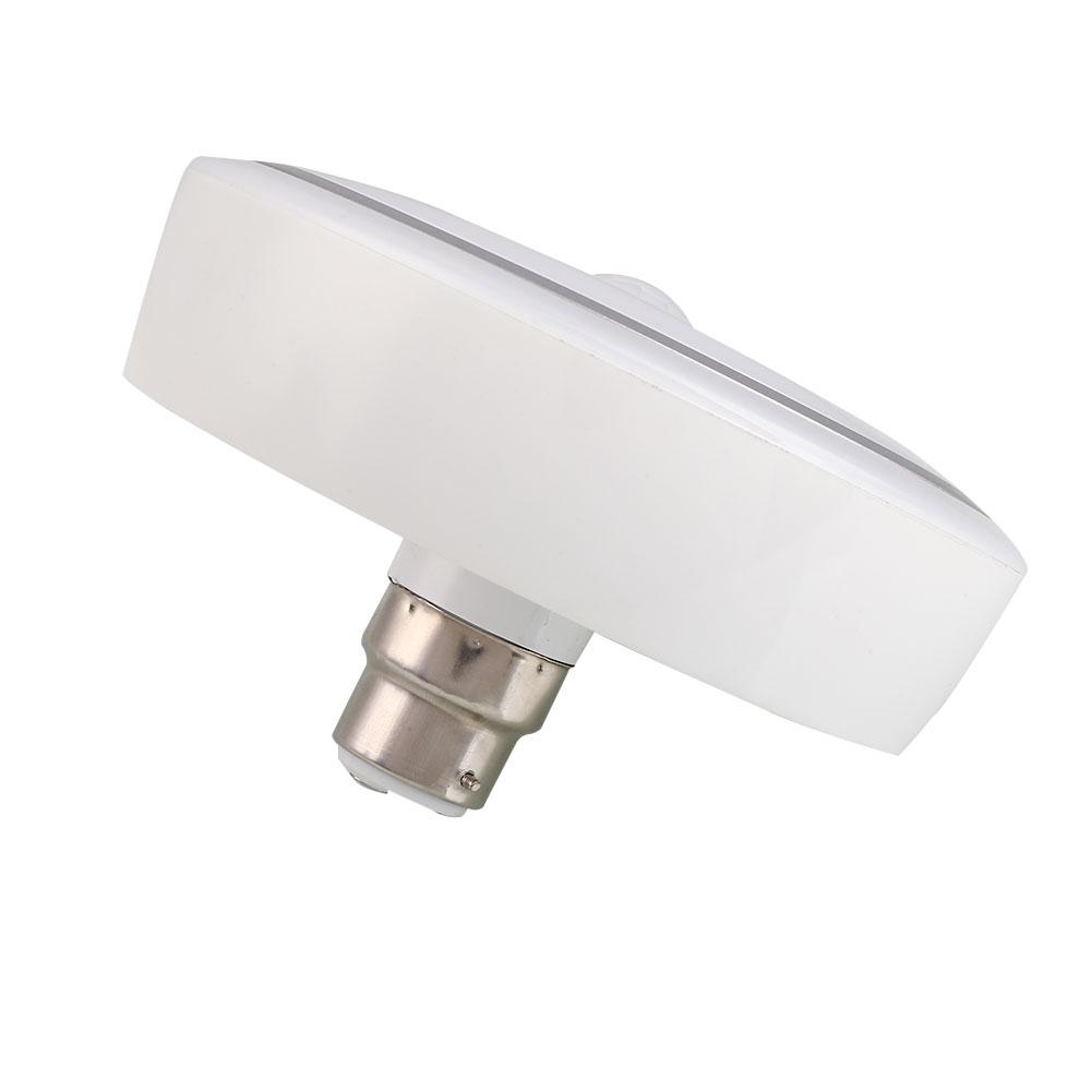 12w pir motion sensor home infrared led bulb light e26 e27 b22 pure warm whit. Black Bedroom Furniture Sets. Home Design Ideas
