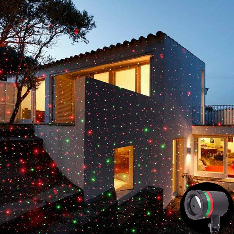 Outdoor Party Lights Au: OUTDOOR LASER PROJECTOR DJ Disco Light Stage Lighting Show