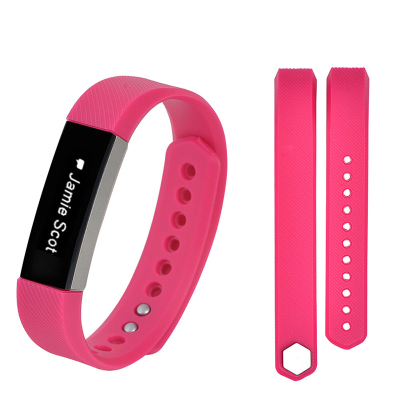 how to wear fitbit one wrist