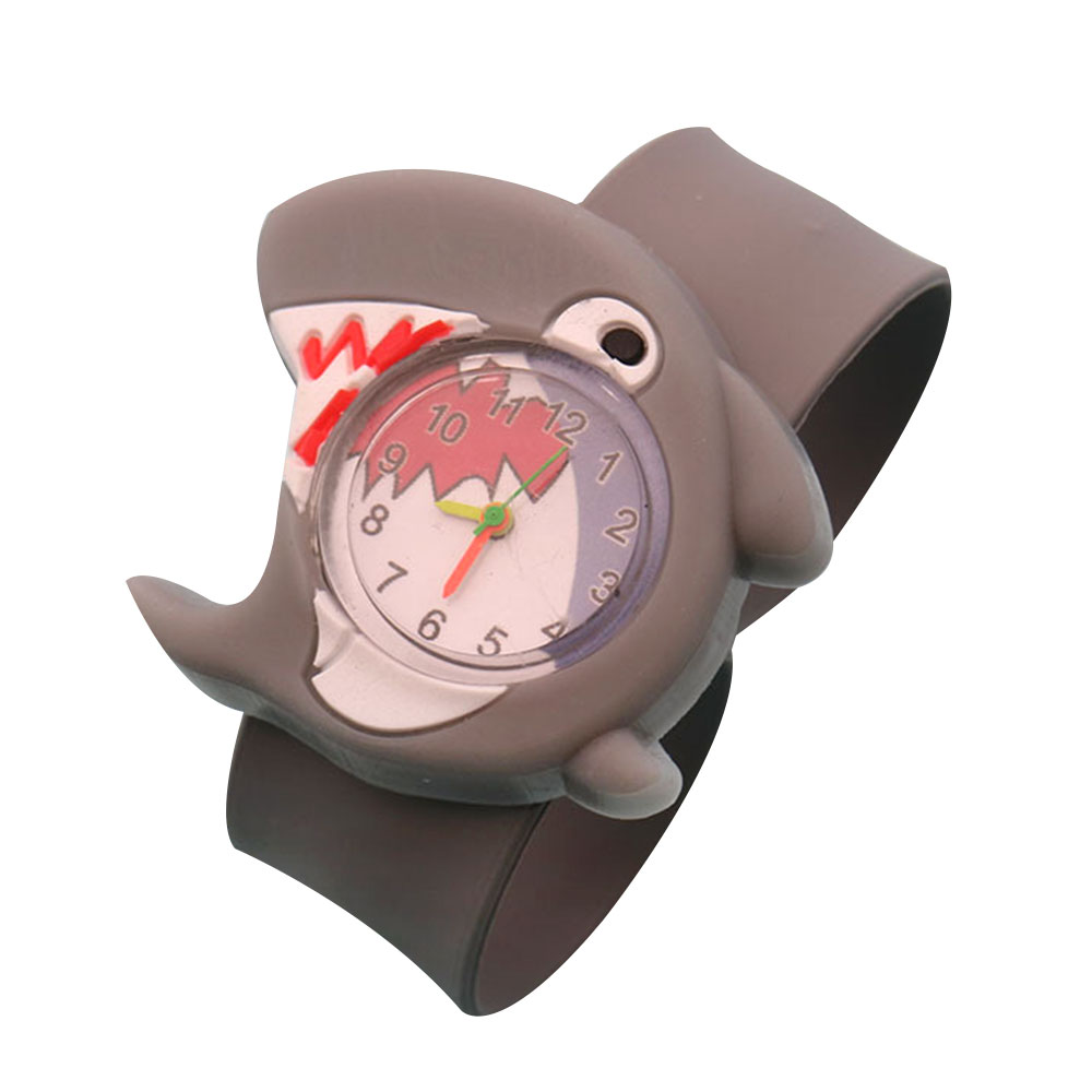 0E33-Cute-Adorable-Cartoons-Children-Slap-Snap-On-Silicone-Quartz-Wrist-Watch