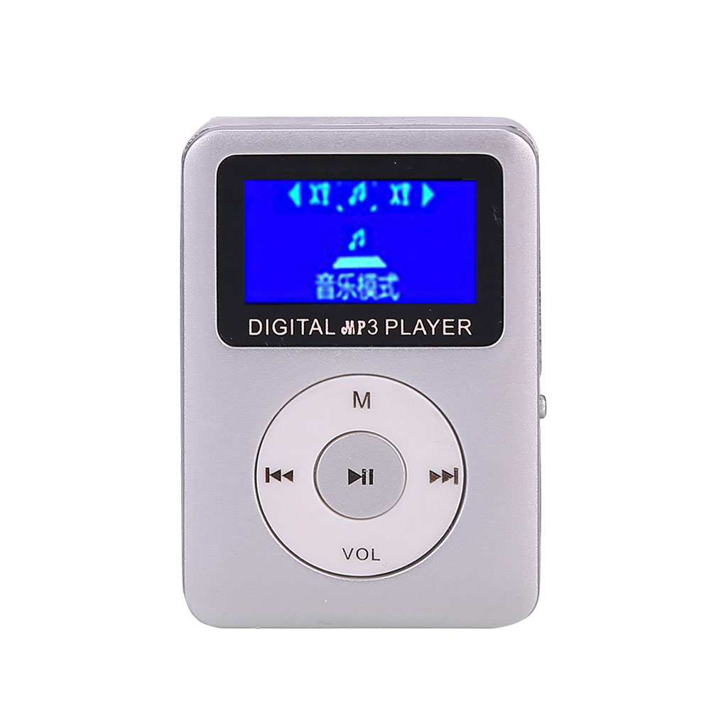 mini lcd screen mp3 music player audio rechargeable support tf card running ebay. Black Bedroom Furniture Sets. Home Design Ideas