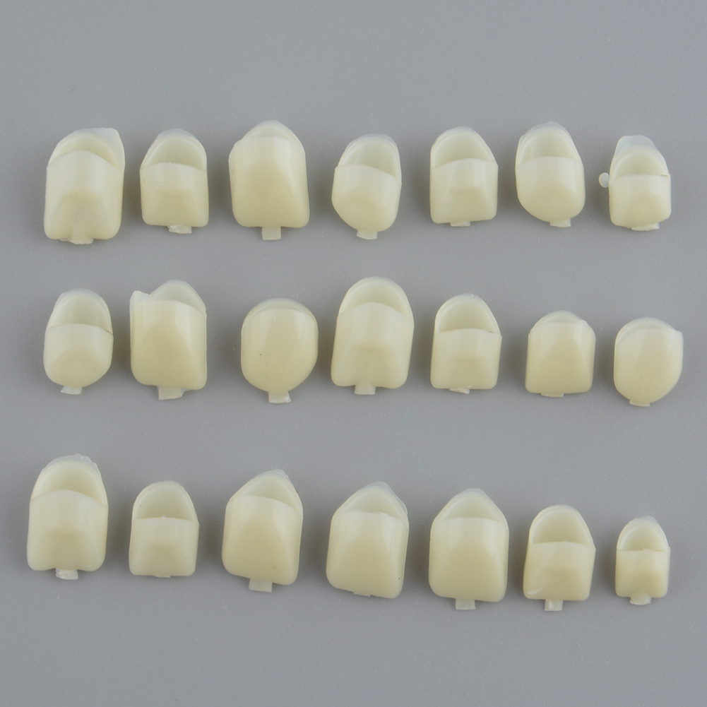 a0d1 anterior front teeth molar tooth dental 2box repair missing