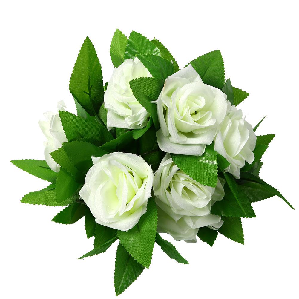 EE13-2-5m-Artificial-Rose-Garland-Floral-Flower-Vine-Wedding-Home-Decoration