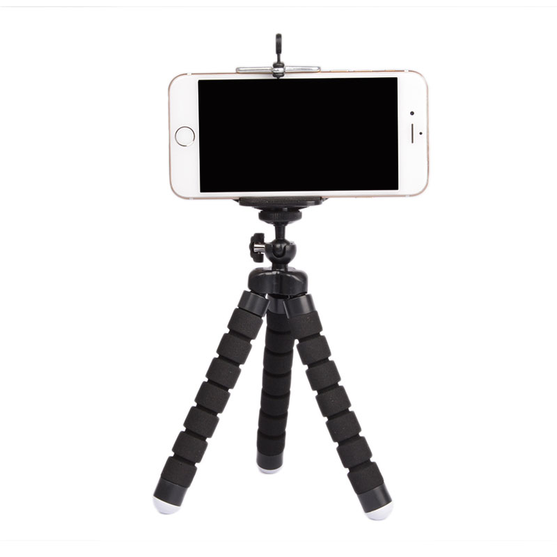 7BCA-Flexible-Sponge-Octopus-Tripod-Gripping-Stand-Bracket-For-Digital-Camera