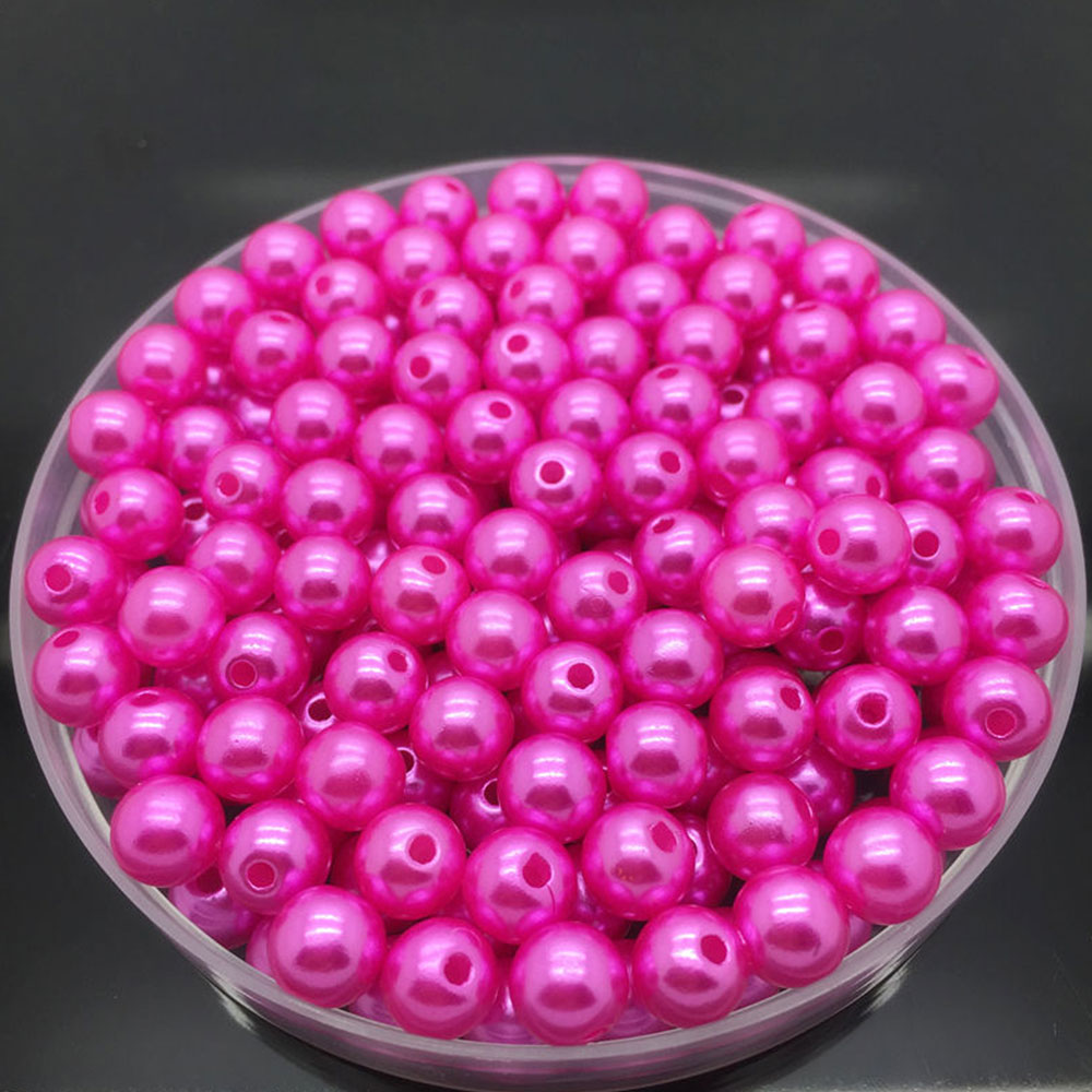 C97E-100Pcs-DIY-Acrylic-Round-Pearl-Spacer-Loose-Jewelry-Beads-Crafts-Making