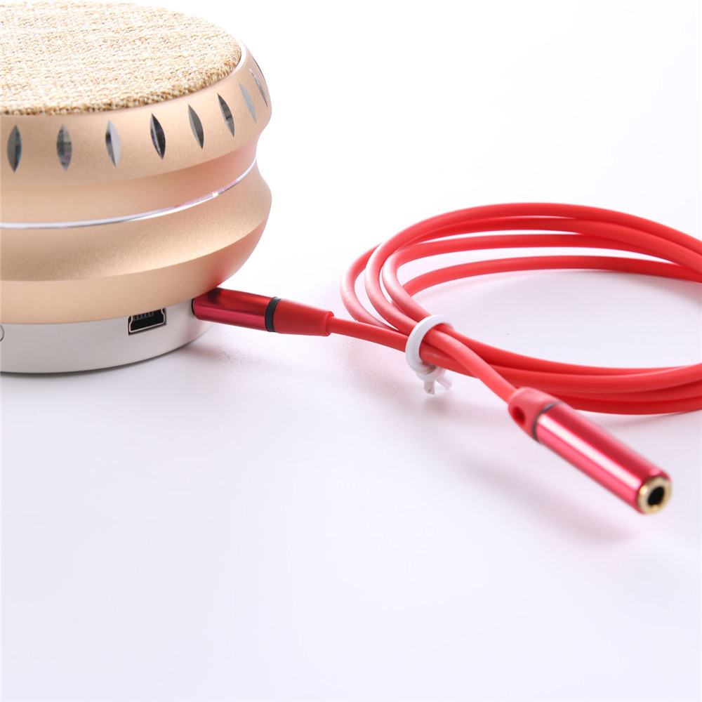 7d5f 35mm Jack Computer Audio Extension Cable Aux Stereo Puter Headphone Cord Device On Wiring A Plug Mobile Phone