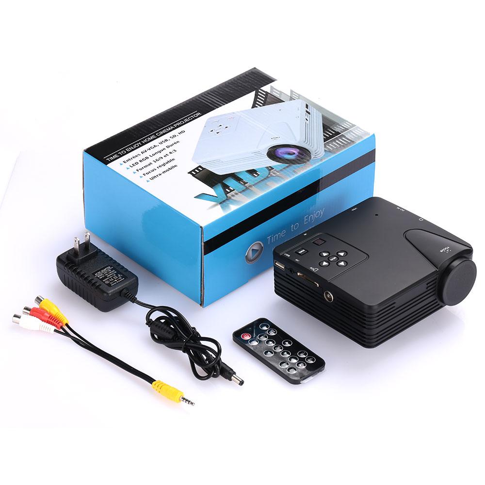 5170 DurableHDMI/USB/AV/VGA/SD/TV1080PHD Home Theater Set-Top PC HD ...