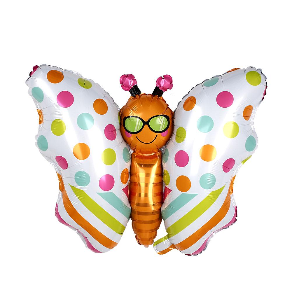 F511-Butterfly-Party-Airballoon-Balloon-Novel-Balloons-Summer-Wedding-Food