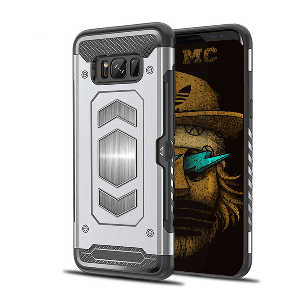 A5A2-ArmorShockproofCaseMagneticCardCarHolderCover-For-Samsung-S9-S8-iPhone-X